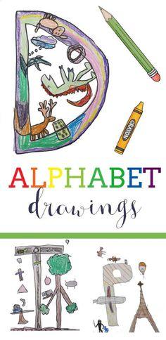 Alphabet Art 1