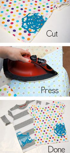 Tutorial Vinyl a shirt. Instead of screen printing... Who knew?!?