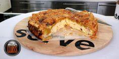 Greek Recipes, Lasagna, Banana Bread, French Toast, Cooking, Breakfast, Ethnic Recipes, Desserts, Tarts