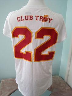 USC Trojans Volleyball Jersey 22 Womens Large Club Troy SC LA Fight On Costume in Sports Mem, Cards & Fan Shop, Fan Apparel & Souvenirs, College-NCAA   eBay