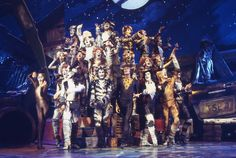"""CATS"" The musical stage in Shenzhen Cats Musical, Musical Theatre, Cats That Dont Shed, Jellicle Cats, Dancing Cat, Cat Sketch, Munchkin Cat, Sphynx Cat, Musicals"