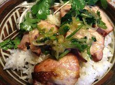 豚バラ肉の塩もろみローストご飯