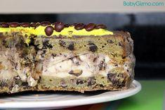 Ice Cream Cookie Cake #cookie