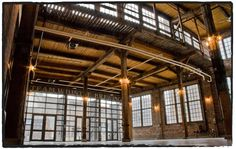 steam whistle brewery, brewery and event location in toronto (http://www.steamwhistle.ca/events/bookOurEventSpace.php), photo via cut to the drummer blog #interior #architecture #loft