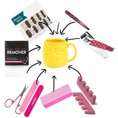 Manicure in a mug: Jamberry makes a great gift!  http://pmccullough.jamberrynails.net #uniquegifts
