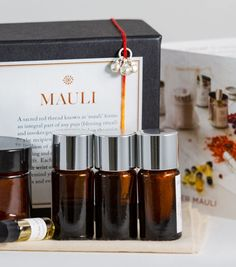 Discover Mauli with our Gift Set