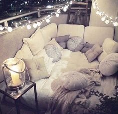 Couch bed setup