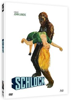Schlock (1973) Blu-ray Review: The Dawn of Landis - Cinema Sentries