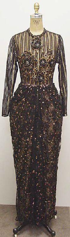 Dress 1989, James Galanos