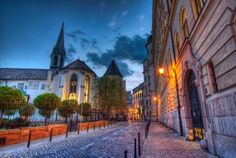 Bratislava – Quiet streets of the Old town   Photo by Miroslav Petrasko
