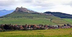 Spišský Hrad, Castelo, Eslováquia, Slovakia