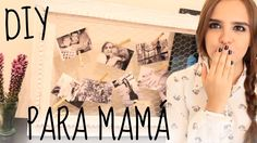 REGALO EXPRESS PARA TU MAMÀ ♥ DIY - Yuya