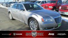 2013 Chrysler 300C, 12,894 miles, $28,913.