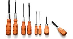 Wood Handled Screwdriver Set of 8 - Kaufmann Mercantile