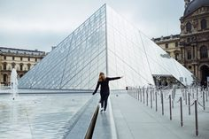 Museu do Louvre- Paris- Ana Viana