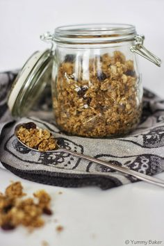 Yummy Baker: Maapähkinävoimysli