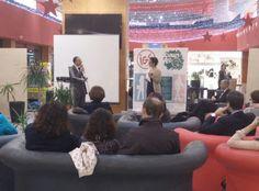 L'intervento del dott. Dario Lombardi, Area manager regione Sicilia di Obiettivo Lavoro.