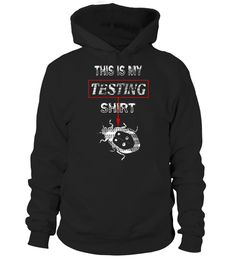 """# This Is My Testing Shirt Funny Bug Hunter QA Engineer Tester . Special Offer, not available in shops Comes in a variety of styles and colours Buy yours now before it is too late! Secured payment via Visa / Mastercard / Amex / PayPal How to place an order Choose the model from the drop-down menu Click on """"Buy it now"""" Choose the size and the quantity Add your delivery address and bank details And that's it! Tags: QA Engineer Shirt is for a tech computer programmer software developer that…"""
