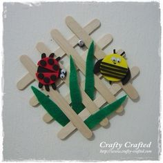 Squish Preschool Ideas: April-Insects-Bees