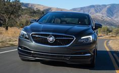 2017 Buick LaCrosse Official Photos and Info – News – Car and Driver