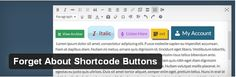 How to Add Buttons in WordPress without using any Shortcodes
