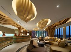 Traders Hotel, Puteri Harbour, Johor, Malaysia / by ACID Sdn Bhd.