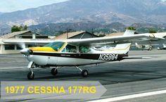 #FeaturedListing 1977 CESSNA 177RG available at Trade-A-Plane.com.