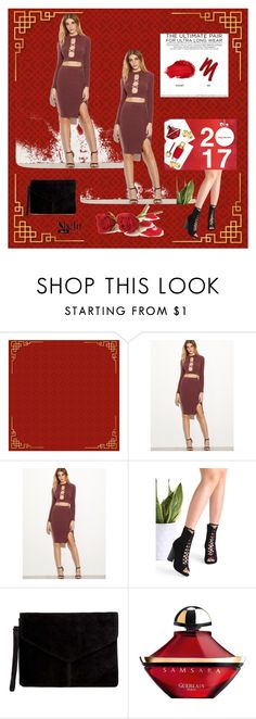 """""""SheIn XI/5"""" by s-o-polyvore ❤ liked on Polyvore featuring Miss Selfridge, Guerlain and Urban Decay"""