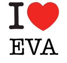 I Heart Eva #love #heart