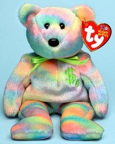 Billionaire employee exclusive Beanie Baby signed by Ty; Valuable Beanie Babies, Beanie Babies Value, Beanie Baby Bears, Ty Beanie Boos, Ty Bears, Ty Babies, Ty Toys, Original Beanie Babies, Plushies