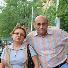 """Leyla Yunus, the 59-year-old director of the Institute of Peace and Democracy, went on trial in July with her husband Arif. The two were charged with offences that observers have labeled """"trumped-up."""""""