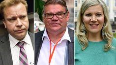 Kansanedustajat Sofia Vikman (kok) ja Antti Kaikkonen nostivat uudelleen esiin perhevapaajörjestelmän uudistuksen. Keväällä perussuomalaiset torppasivat uudistuksen Timo Soinin johdolla.