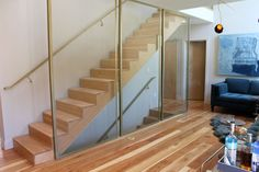 Sunset Idea House Denver – After: Stairways