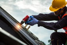 How to prepare the roof for the hurricane season? Since it can be dreadful for a roof if not maintained rightly, a roof repair and maintenance is essential to the most. Roofing Tools, Roofing Options, Roofing Services, Roofing Systems, Roofing Contractors, Tin Roofing, Aluminum Roofing, Roofing Companies, Metal Roof Repair