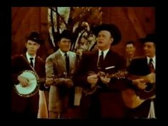 Bill Monroe & His Blue Grass Boys - Swing Low Sweet Chariot