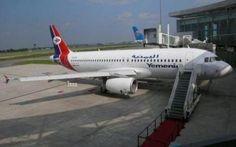 بالفيديو| مطار صنعاء الدولي.. طائرات بلا مسافرين