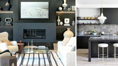 7 Ideas to Steal From an Eclectic Modern Beach House via @domainehome