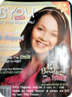 BYOU Magazine for Girls Review