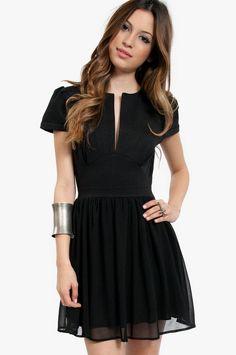 Classy Little Black Dress.