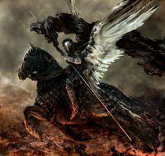 Mariusz Kozik - The knight of the apocalypse