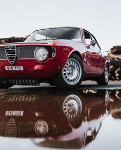 Alfa Romeo's Sports Sedan is a Future Classic: HagertyThe 2017 Alfa Romeo Giulia Quadrifoglio has Alfa Gta, Alfa Romeo Gta, Alfa Romeo Spider, 1957 Chevrolet, Chevrolet Chevelle, Cadillac, Alfa Romeo Junior, Auto Gif, Chevy