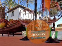 Tómate un copa en nuestro restaurante en Oliva. ¡ES VIERNES!
