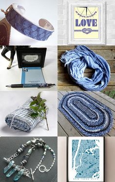I have the blues... by Renattoni on Etsy--Pinned with TreasuryPin.com