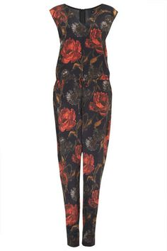Spring 2014 fashion trends- Garden Floral Jimpsuit