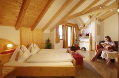 Camera del Natur & Aktiv Hotel Rogen a Spinga in Alto Adige