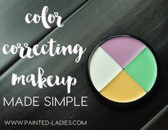 Color Correcting Makeup Application Tutorial