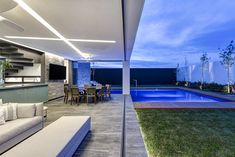 Galería de Terraza-Spa Aqua / LASSALA+OROZCO taller de arquitectura - 3