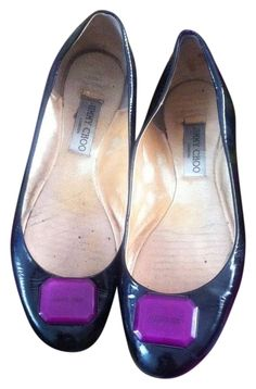 Jimmy Choo BLACK Gemstone Ballet Size 10 Flats. Get the must-have flats of this season! These Jimmy Choo BLACK Gemstone Ballet Size 10 Flats are a top 10 member favorite on Tradesy. Save on yours before they're sold out!