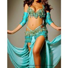 peacock belly dance turquoise - Google-søgning