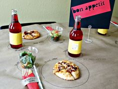 We Heart Parties: Pizza Party!